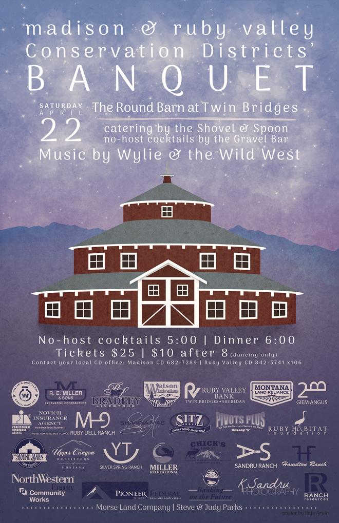 CD Banquet Poster 2017
