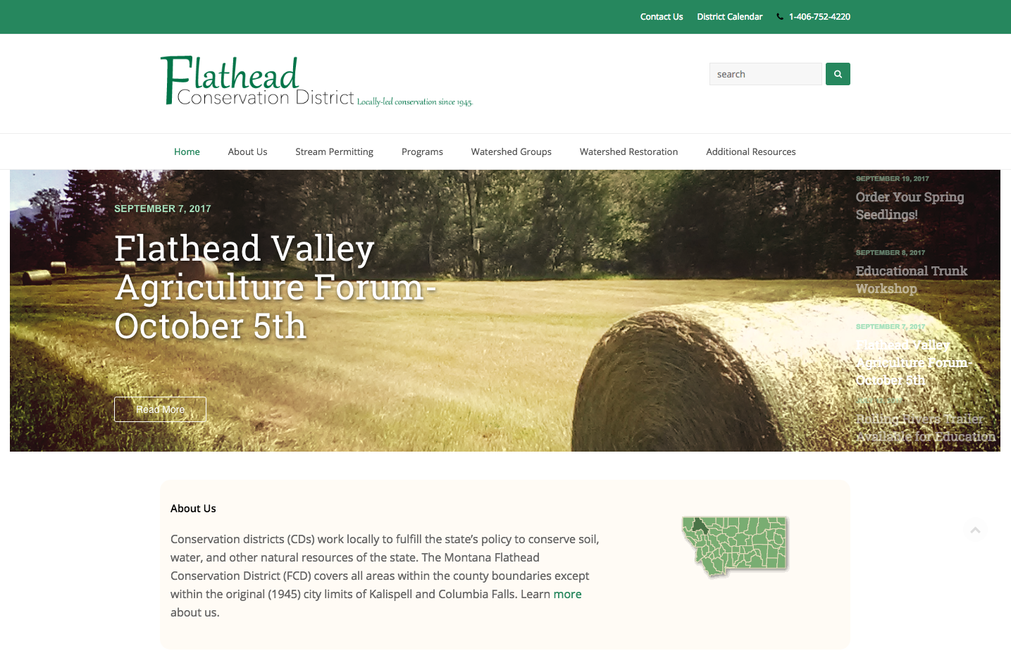 Flathead CD Website