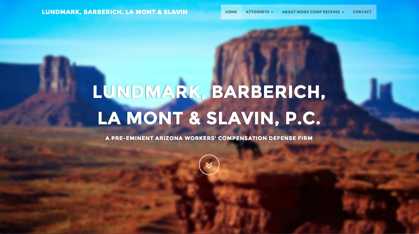 Lundmark & Co Website
